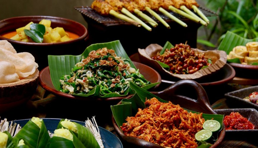 Food from Bali