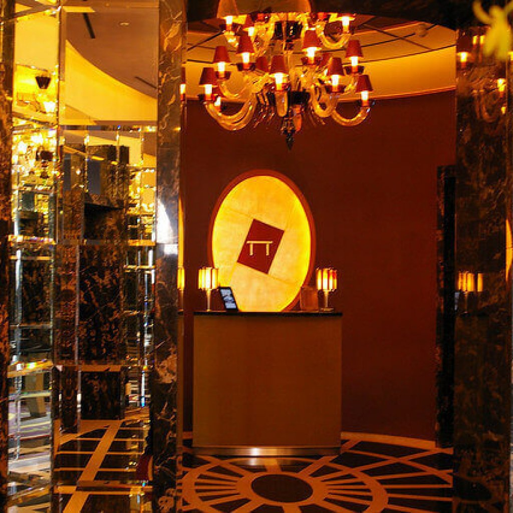 One of the most luxurious French restaurants in Seoul