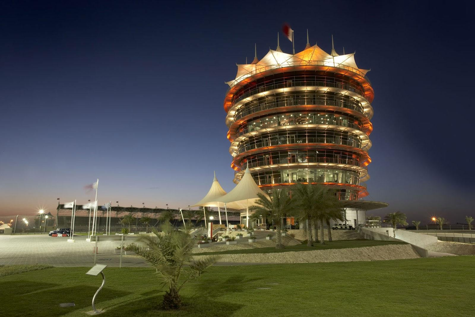 Bahrain international circuit. Destinasi Wisata di Bahrain